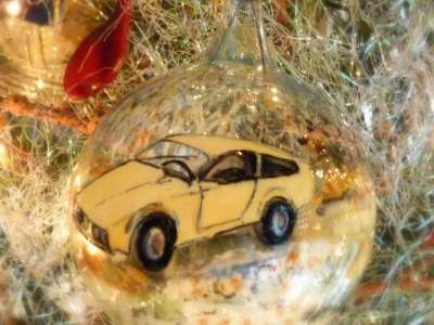 NATALE IN ALFA ROMEO JUNIOR ZAGATO